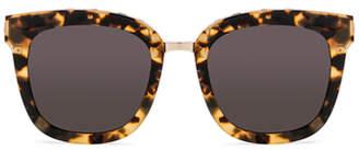 Gentle Monster Button Sunglasses
