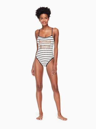 Kate Spade Stinson beach one-piece swimsuit