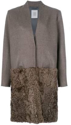 Eleventy single-breasted coat