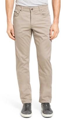 Men's Brax Prestige Stretch Cotton Pants $188 thestylecure.com