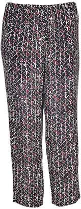 Marni Patterned Elastic Trousers