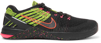 Nike Training - Metcon DSX Flyknit and Rubber Sneakers