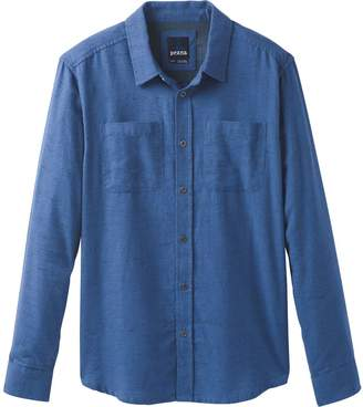 Prana Trey Long-Sleeve Flannel - Men's