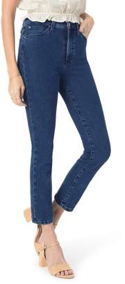 Joe's Jeans Flawless - The Milla High Waist Ankle Straight Leg Jeans