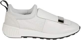 Sergio Rossi Front Flap Sneakers