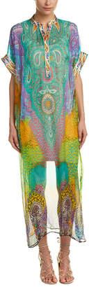 Kas Karen Silk Maxi Dress