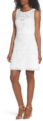 Taylor Sleeveless Petal Dress