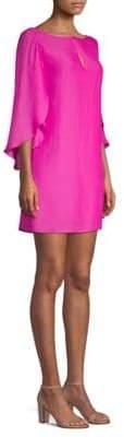 Milly Papillon Silk Dress