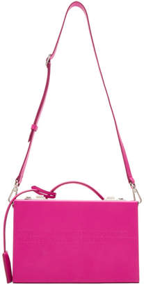 Calvin Klein Pink The Box Bag