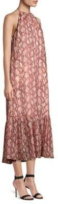 Rachel Zoe Harriet Silk Halter Dress