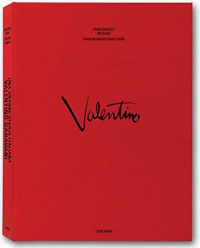 Taschen Clearance - The Glamorous Life And Work Of Valentino Garavani