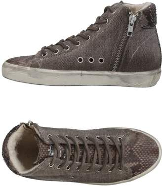 Leather Crown High-tops & sneakers - Item 11437886