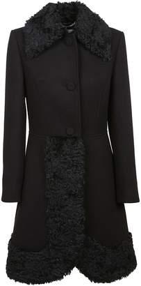 Moschino Vintage Fur Coat