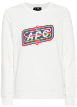 A.P.C. Cotton sweatshirt