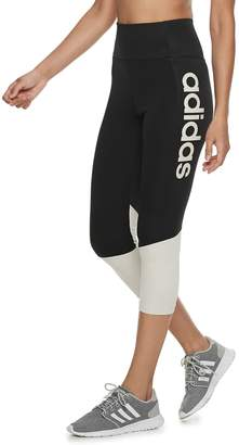 adidas Women's Designed to Move Midrise Capri Leggings