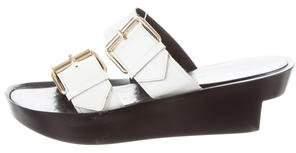 Robert Clergerie Mars Wedge Sandals
