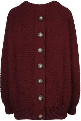 See by Chloe Buttoned Sweater