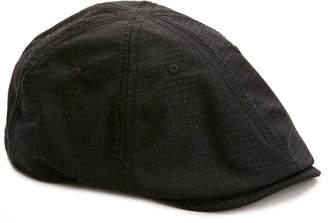 Perry Ellis Diamond Newsboy Cap - Men's