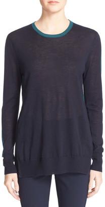 Rag & Bone Verity Cashmere Pullover $375 thestylecure.com