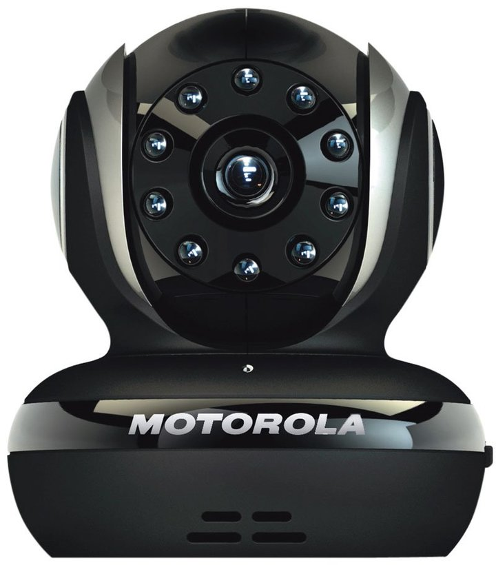 Motorola Wi-Fi Video Camera for Smartphones & Tablets - Black - Blink1