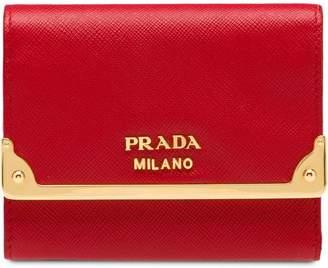 Prada Medium Leather Wallet