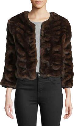 Le Superbe Warm Winters Chubby Faux-Fur Coat