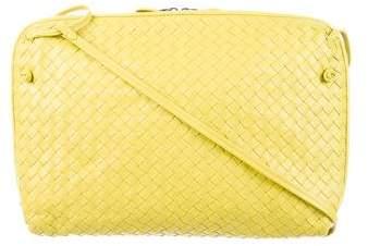 Bottega VenetaBottega Veneta Nappa Messenger Bag