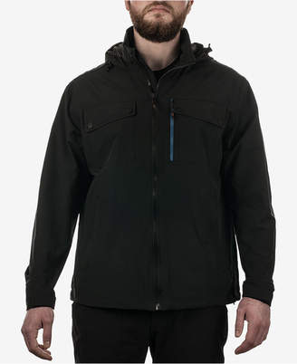 Hawke & Co Men's Hooded Field Jacket