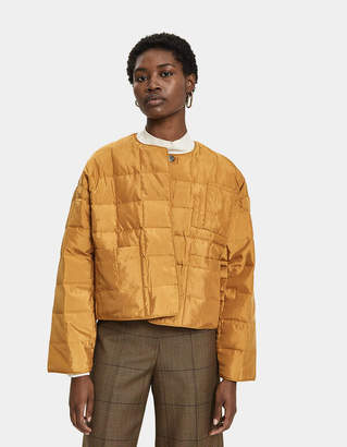 Paloma Wool Mateo Quilted Jacket in Cinnamon