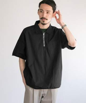 URBAN RESEARCH (アーバン リサーチ) - アーバンリサーチ MANUAL ALPHABET PRODUCTDYE ショートスリーブ ポロシャツ