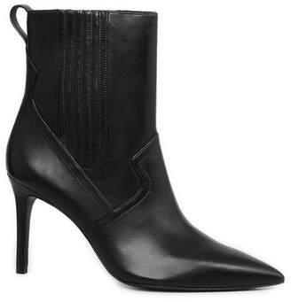 AllSaints Xain Leather Boot Pump