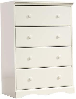 Soft White Pogo Chest of Drawers