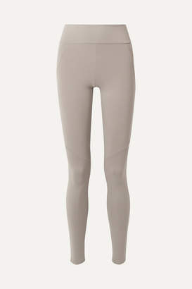 Live The Process Transcend Stretch-supplex Leggings - Mushroom
