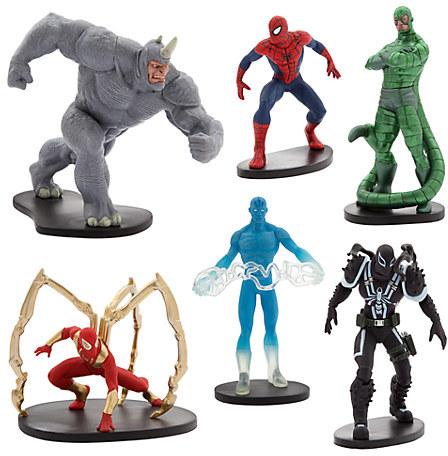Ultimate Spider-Man Figure Play Set