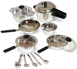Unbranded Roleplay Children's Kitchen Cooking Set.