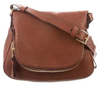 a236c21a2e Pre-Owned at TheRealReal · Tom Ford Jennifer Saddle Bag