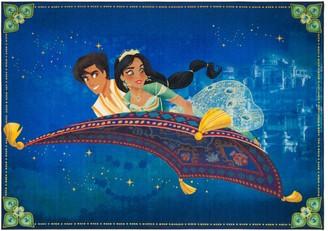 Safavieh Disney Aladdin & Jasmine Area Rug