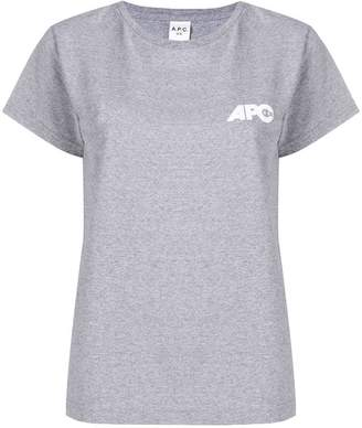 A.P.C. loose fitted T-shirt