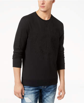 Buffalo David Bitton Men's Fabriano Embossed Sweatshirt