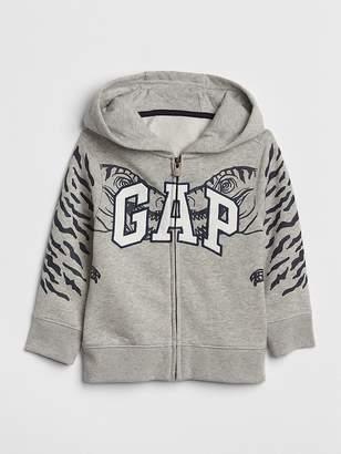 Gap Graphic Logo Hoodie Sweatshirt