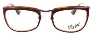 Persol Bicolor Matte Eyeglasses