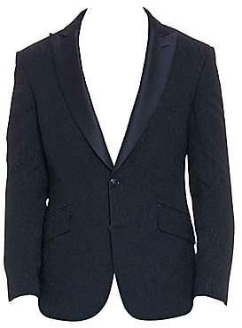 3c4e7b068 Robert Graham Men s Hines Classic-Fit Jacquard Floral Blazer