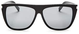 Saint Laurent Men's Square Sunglasses, 59mm