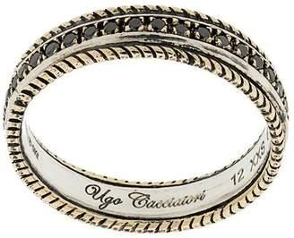 Ugo Cacciatori encrusted ring