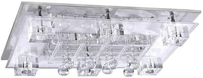Leuchten Direkt EEK B, LED-Deckenleuchte Roxane