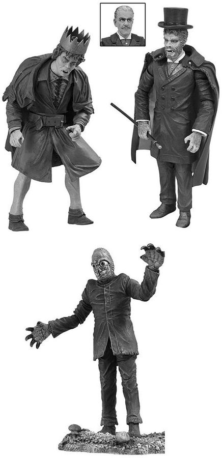 Diamond select toys Universal Monsters Action Figure Set by Diamond Select Toys