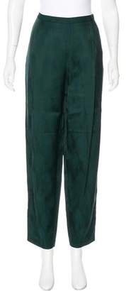 Rosetta Getty Patterned High-Rise Pants w/ Tags
