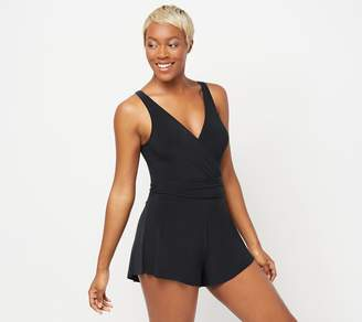 Miraclesuit Dreamshaper By DreamShaper by Rebecca Romper Swimsuit