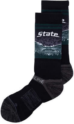 Strideline Michigan State Spartans Campus Stadium Socks
