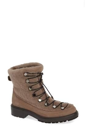Aquatalia Lorena Genuine Shearling Boot